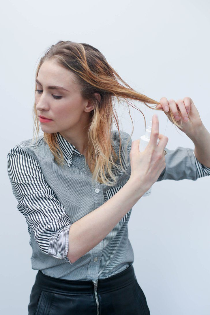 Pin for Later: This Is the Easiest Way to Put Your Hair in a Modern French Twist