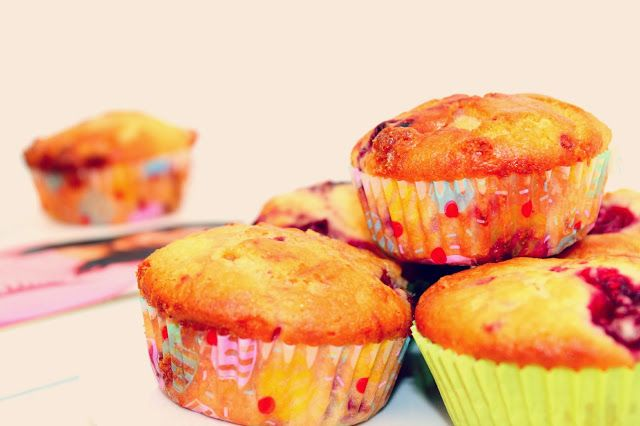 Pocket Trinkets: The Best Muffin Recipe Ever!