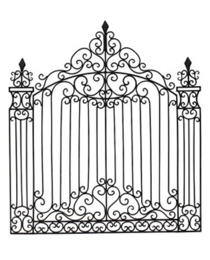 Best gate drawings images on pinterest iron irons