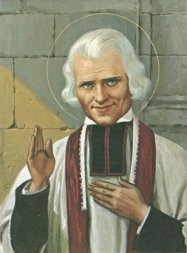 """You cannot please both God and the world at the same time, They are utterly opposed to each other in their thoughts, their desires, and their actions."" - St. John Vianney  Pray for us!"