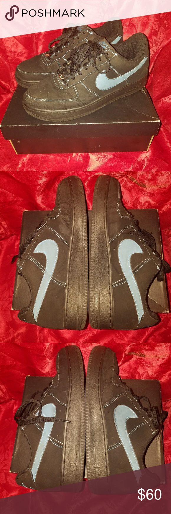 VINTAGE (2006) Mens Jordan Air Force 1 (RARE) 9.5 These are in excellent used condition to be from 2006. Jordan Shoes Sneakers