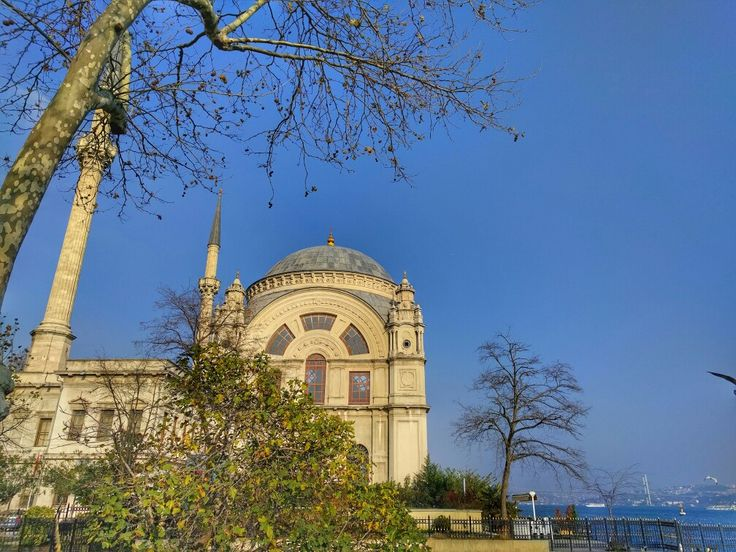 Dolmabahçe Camii İstanbul Türkiye