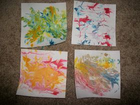 Come Together Kids: Marbleized Paper