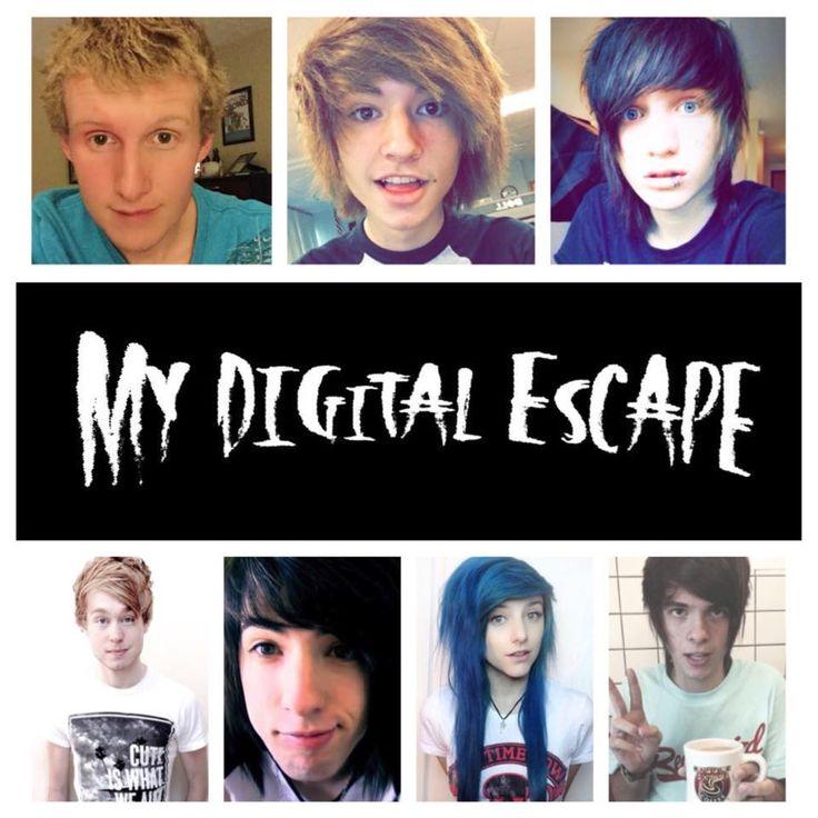 My Digital Escape! Includes: Bryan Stars, Kyle David Hall, Johnnie Guilbert, Austin Jones, Alex Dorame, Jordan Sweeto, and Alex Ramos