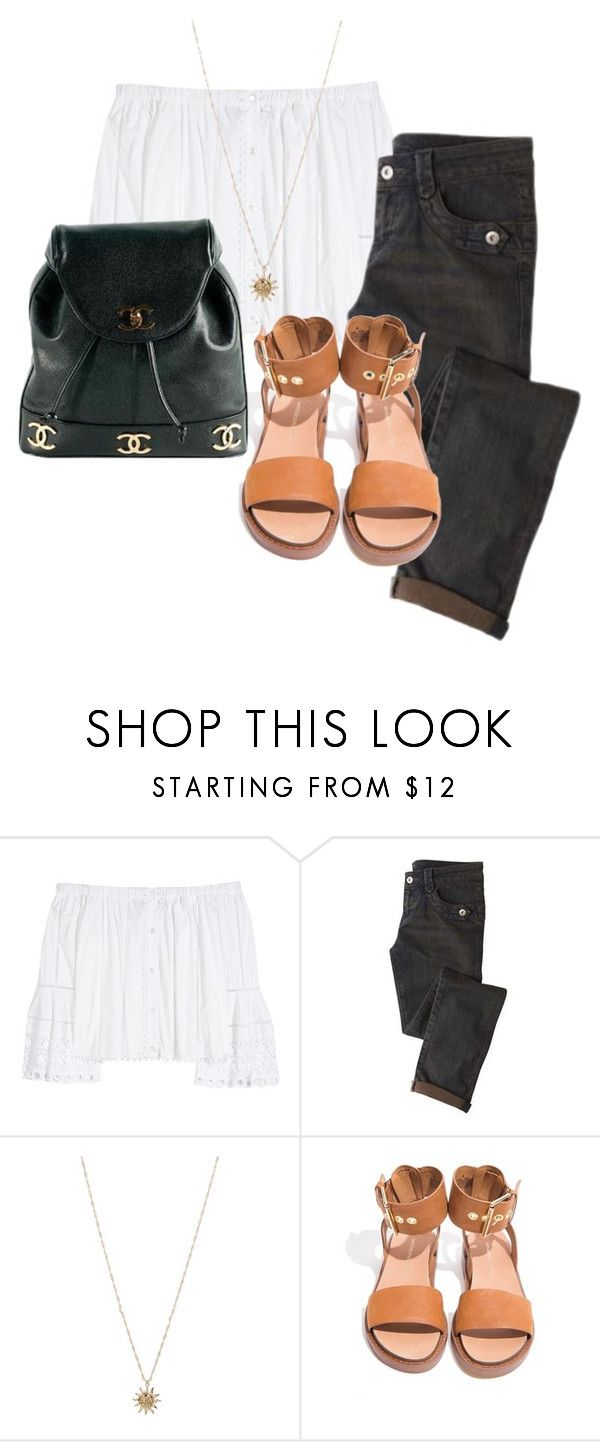 """""""Untitled #888"""" by diazmitchell ❤ liked on Polyvore featuring Carolina Herrera, ASOS and Chanel"""