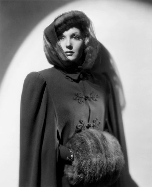 Isa Miranda, publicity shot for Hotel Imperial, 1939  Costumes by Edith Head