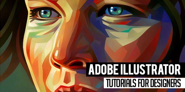 Illustrator Tutorials: How to Make Vector Graphics in Adobe Illustrator (15 Tuts) #vectorgraphics #illustratortutorials