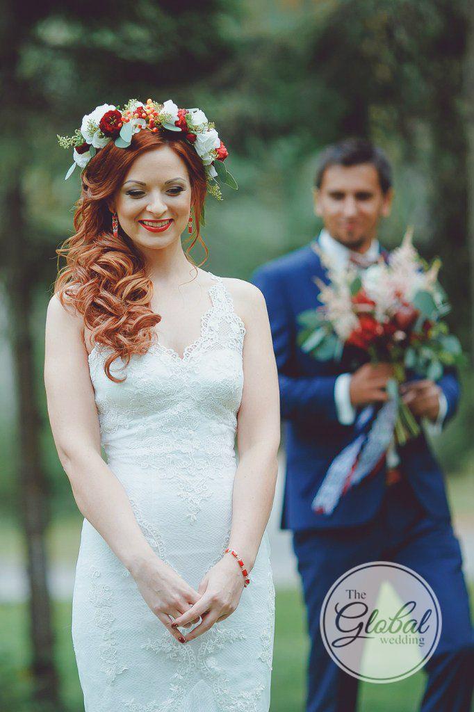 Berry wedding Just married Ягодная свадьба Лесные ягоды