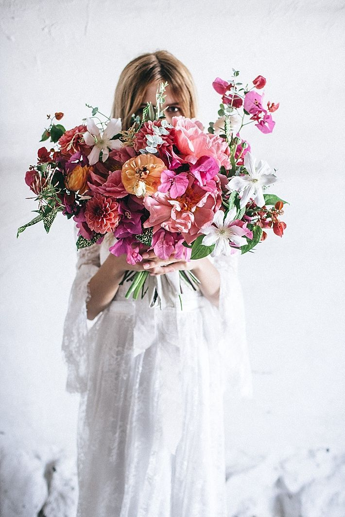 Spanish Meets Bohemian Inspired Bridal Shoot in Santa Barbara   Southern…