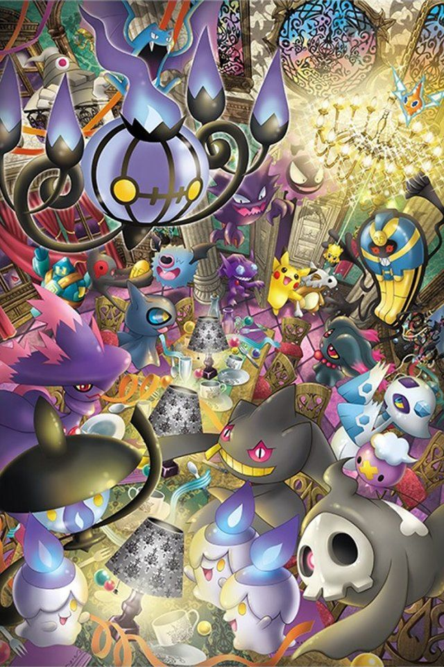 Pokemon bedroom stuff
