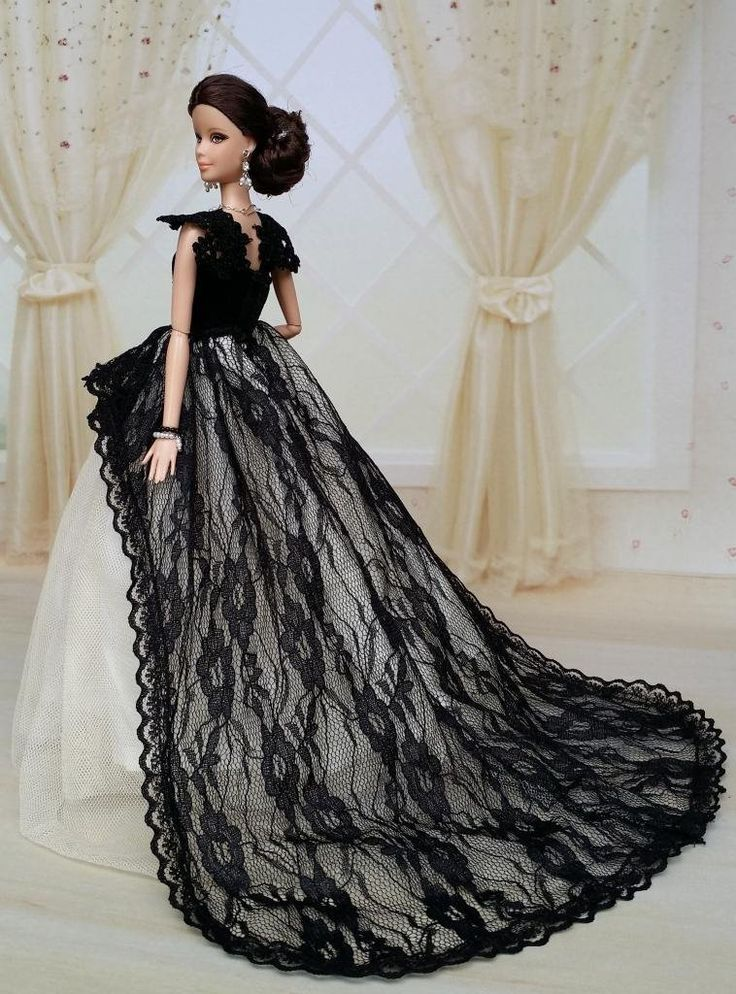 129 best Handmade Modest Barbie Doll Clothes images on Pinterest | A ...