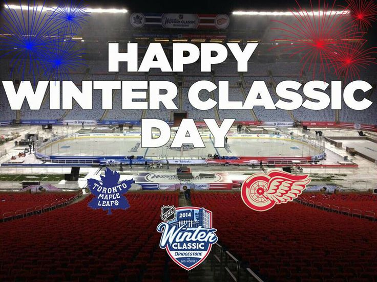Happy Winter Classic Day