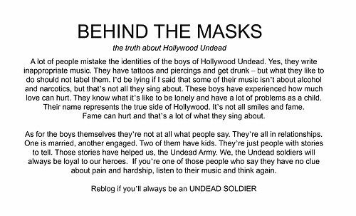This is the most truthful thing I've seen written about them... <3 from one undead soldier to another!!!