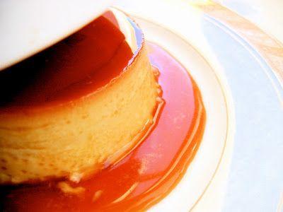 The Bojon Gourmet: Mushrooms for Dessert: Candy Cap Creme Caramels