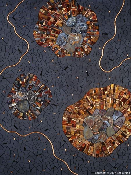 Mosaic Art Source Gallery - Mosaic Artist - Sonia King Mosaics - Dallas, Texas