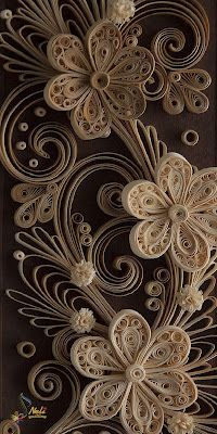 Quilling ~ by Neli