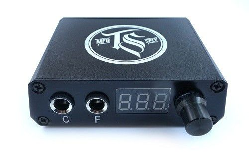 TATSoul Convention Power Supply - £49.99 #powercordpedal #tattoosupplies #magnumtattoosupplies
