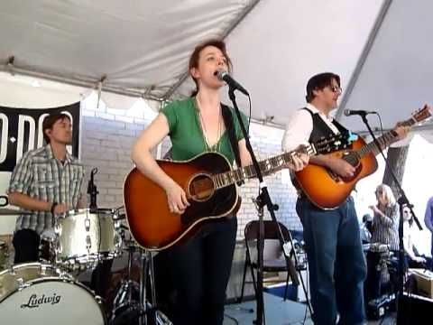 Too bad the recording quality is so poor; she is definitely worth a listen    SXSW 2013: Laura Cantrell - Yonder Comes A Freight Train