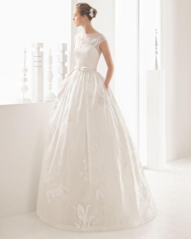 Navia - 2017 Bridal Collection. Rosa Clará.