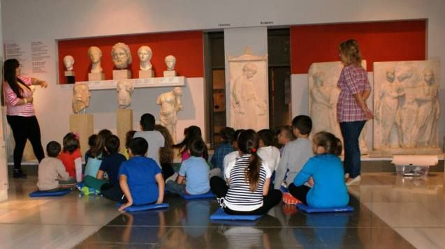 The Archaeological Museum of Thessaloniki #Greece #Thessaloniki
