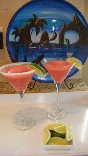 Pomegranate margarita, Pomegranates and Margaritas on Pinterest