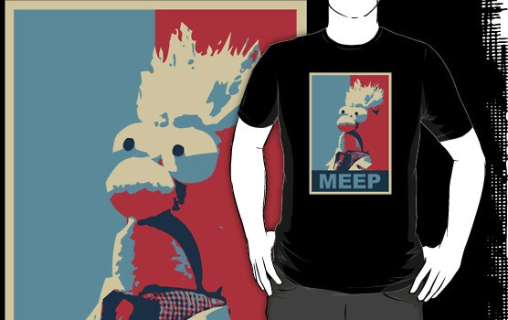 Meep. That is all.: James Of Arci, Presidents Tshirt, Meep Muppets, Geeky Things, James Hanc, Muppets Propaganda, T Shirts, Kids Clothing, Guys