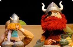 Wickie, der kleine Wikinger Mittwoch 08.04.2015 - 10:00 Uhr   Lindenauer Markt 21 04177 Leipzig   Gastgeber; Theater der Jungen Welt