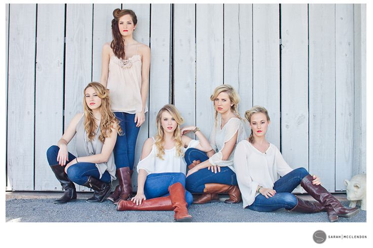 Senior Rep Inspiration – {Sarah McClendon Photography}