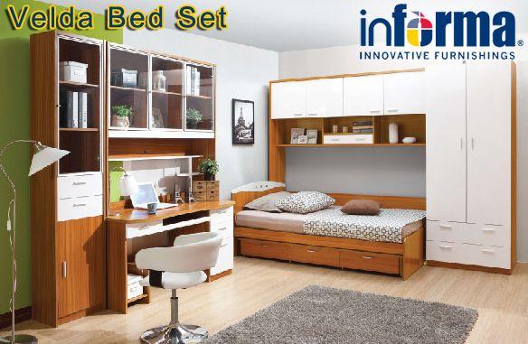 Velda bed set | informa.co.id