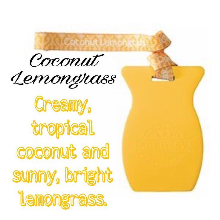 $6 Creamy, Tropical Coconut And Sunny, Bright Lemongrass