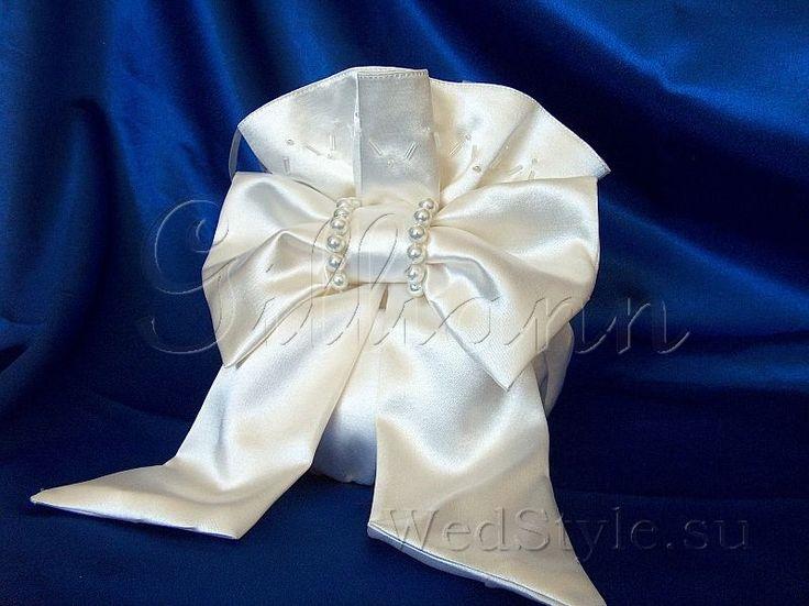 Свадебная сумочка Gilliann Вельветта BAG273 #weddingbag #weddingclutch