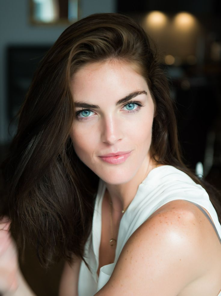Good brows - frames the entire eye well.  If you need to use shadow, liner, or gel in order to help shape hairs and fill in holes - secret weapon for the best brows!    Hilary Rhoda