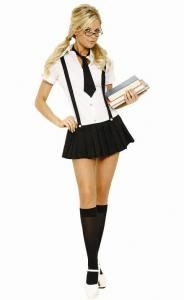 School Girl Costume - Womens Costumes