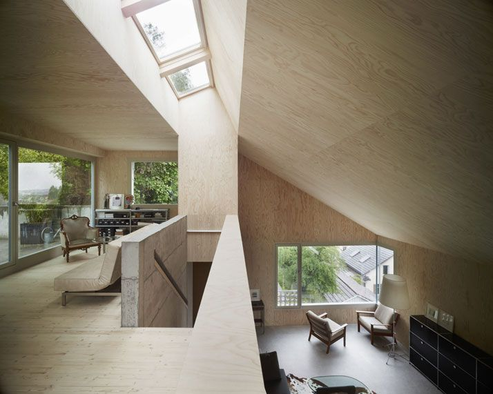 Single Family House in Zurich Oberland by Andreas Fuhrimann Gabrielle Hächler Architects (AFGH)