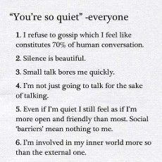 Huge collection of Introvert Quotes updated daily- you can share these quotes with your introverted and extraverted friends on twitter,Facebook and twitter .