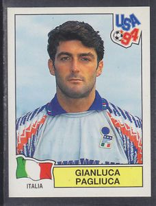 world cup panini usa 94 - G.Pagliuca
