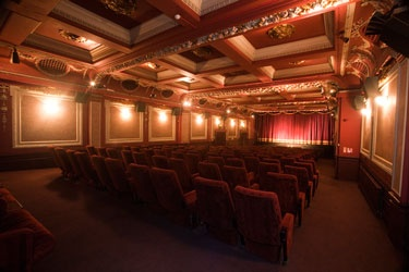 The Gorgeous Gate Cinema. Notting Hill Gate. London.
