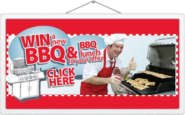 It's BBQ-in' time!  What better way to bring the office together than throw a little meat n' veggies on the grill on a nice, sunny day?  No better way for the summer time in our opinion, so we are giving a #BBQ for the ENTIRE office!!  Valid until July 31, 2014.