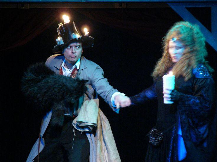 Maškaráda aneb Fantom Opery