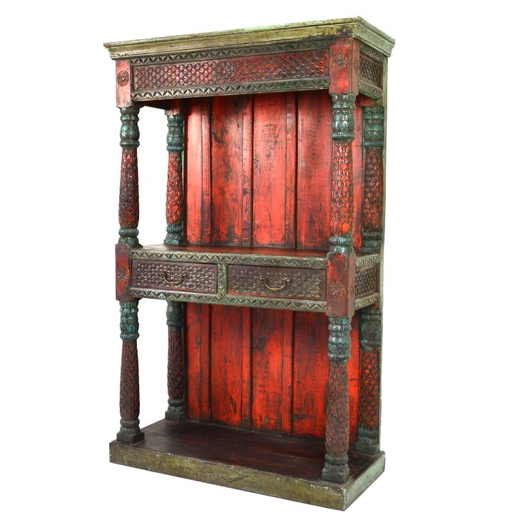Exceptional Moroccan Shelf Cabinet U2013 Rustic Furniture. Rustic FurnitureAccent Pieces ShelfCabinet