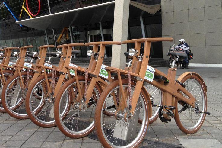 Bough Bikes, Piet Brandjes en Jan Gunneweg