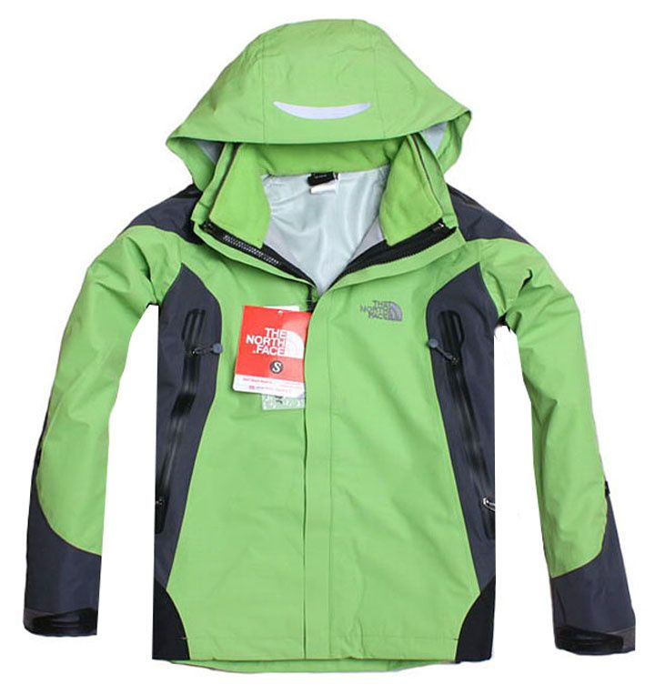 North Face Womens Targhee Triclimate Jacket Green