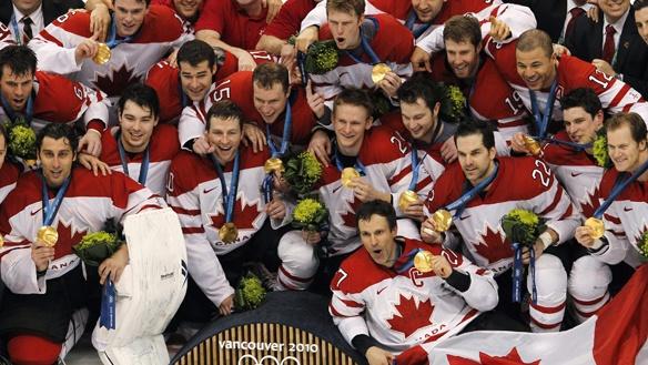 Team Canada 2010