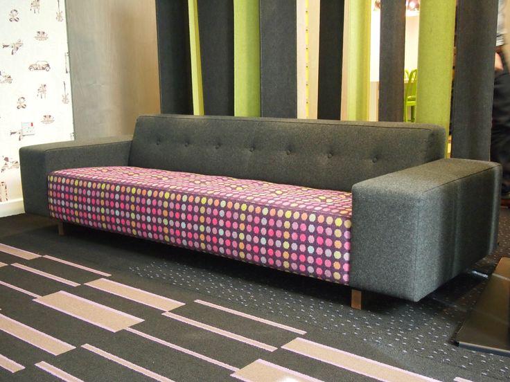 Hitch Mylius | hm46n 3-seat sofa - BBC Salford