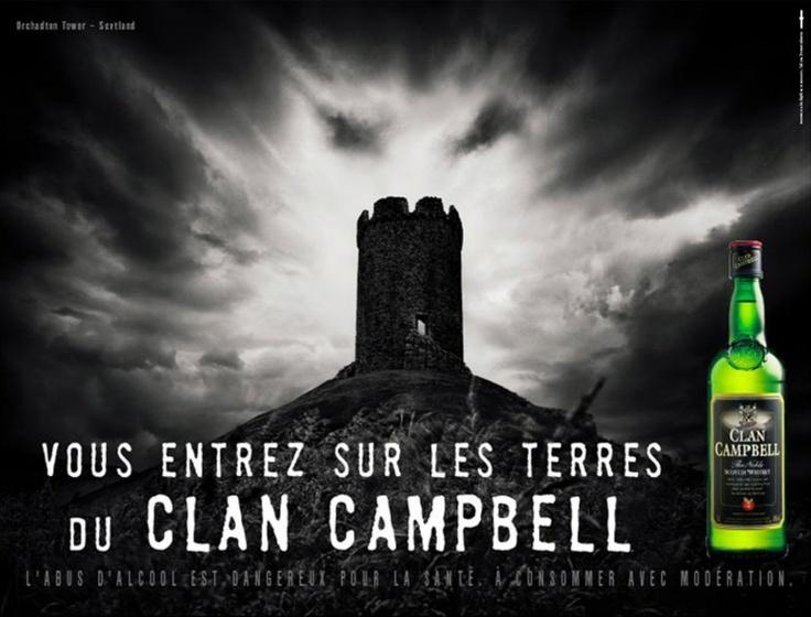 Clan Campbell - Vous entrez sur les terres du Clan Campbell 2