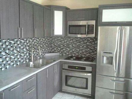 Gabinetes de cocina hechos en pvc dorado arecibo puerto for Ideas de gabinetes de cocina