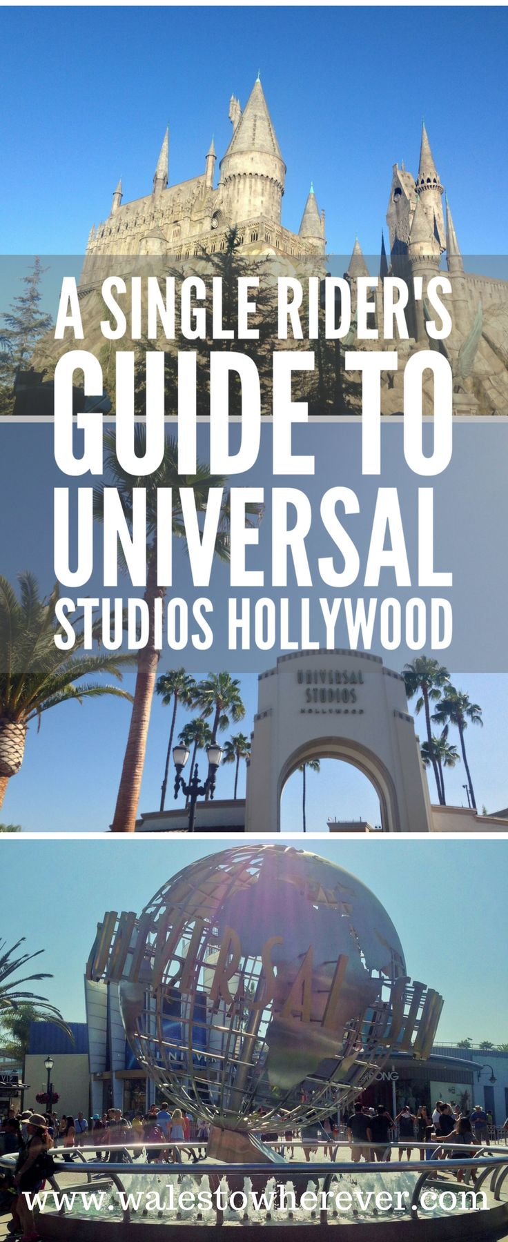The Best Part About Going to Universal Studios Alone  Going to a theme park alone needn't be intimidating. If you have plans to head to Universal Studios Hollywood alone, prepare yourself to have the time of your life and take full advantage of single rider lines.