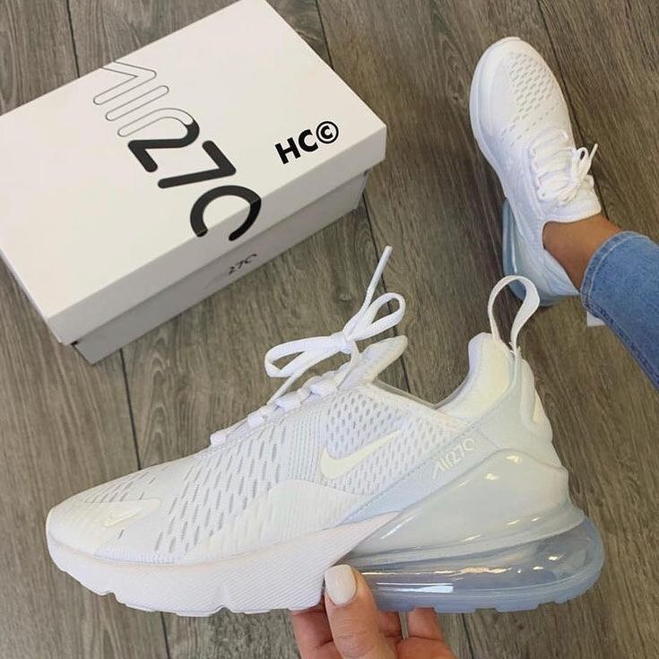 zapatillas nike mujer blancas air max