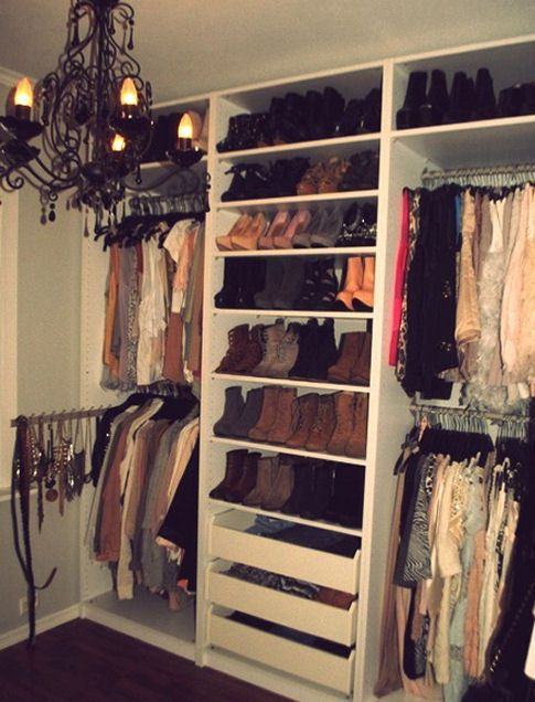 One Day Ill Have A Closet Bigger Than Cupboard.