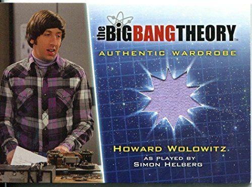 The Big Bang Theory Season 5 Wardrobe Card M18 Howard Wolowitz @ niftywarehouse.com #NiftyWarehouse #BigBangTheory #TV #Show #BigBangTheoryShow #BigBangTheoryTVShow #Comedy
